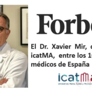 Forbes 2019_Dr. Xavier Mir_icatMA